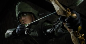 Oliver Queen. If you haven't seen the show simply titled 'Arrow', then I suggest you do so immediately.