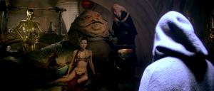 Mmmm, Carrie Fisher slave.