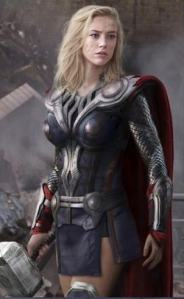 Thor? More like Phwoar!