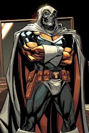 To avoid any confusion, this is Taskmaster. Powers known.