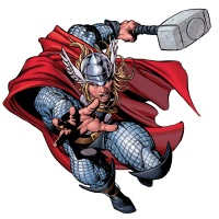 Designer Superhero workouts Part 2: Asgardian Power-House