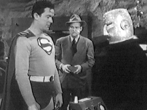 On screen Superhero entertainment has come a long way since the 50's.