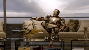 Iron Man Chill-axing