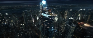 Stark Tower, soon to be the Avenger's tower in Marvel's phase 2, is actually the Bitexco Financial Tower in Saigon, Vietnam.