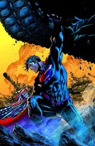 Superman unchained 2. Pleasing to the eye is an understatement.