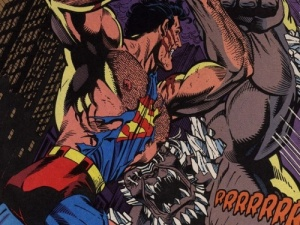 Doomsaday is not to be f**ked with as Superman finds out the hard way.